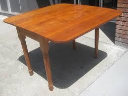 uhuru furniture u0026 collectibles sold pine drop leaf table 60