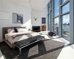 tapis de chambre adulte design interieur chambre adulte blanche ottoman tapis cheminee