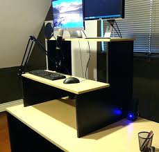 do it yourself standing desk build standing desk diy stand up desk plans owiczart