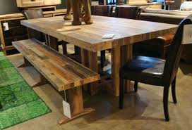 rustic dining room sets interior marvelous distressed wood dining table 5 adorable popular