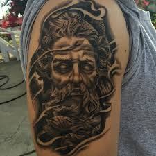 tattoo auf pinterest griechisches tattoo poseidon tattoo und