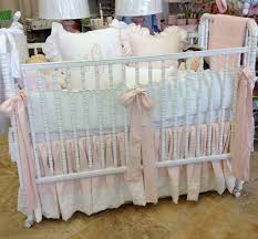 shabby chic baby bedding home design styles