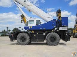 2013 tadano gr1000xl 100 ton crane for sale or rent in houston