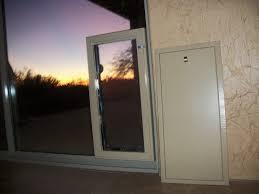 home depot sliding glass patio doors dog door for sliding glass door at lowes with dog door for sliding
