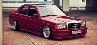mercedes 190e amg for sale rodney nichols s 1984 grey market mercedes 190e