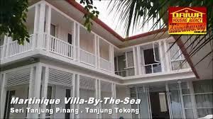 penang martinique villa by the sea seri tanjung pinang for sale