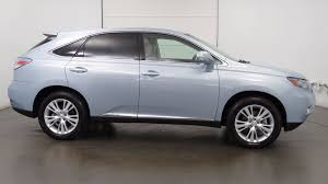 lexus hybrid price 2010 used lexus rx 450h awd 4dr hybrid at mercedes of