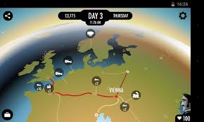 Around The World In 80 Days Map by 80 Days Android Apps On Google Play