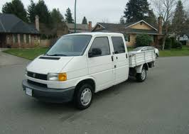 volkswagen pickup diesel 1992 volkswagen transporter doka german cars for sale blog