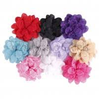 flower hair clip wholesale flower hair hair accessories for