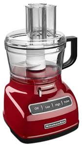 kitchen aid food processor kitchenaid kfp0722er 7 cup food processor with exact