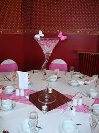 table decoration ideas for baptism inexpensive diy centerpiece