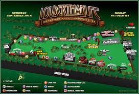 Tumbleweed Park Map Info Louder Than Life