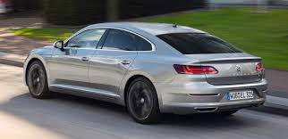volkswagen indonesia vw arteon could spawn shooting brake v6 report