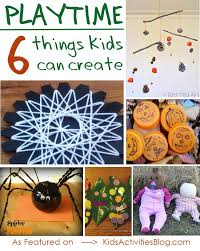 Simple Fall Crafts For Kids - things for kids to do in the fall