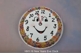 New Year S Eve Cake Decorations by The Cake Gallery
