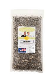 bigs sea salt and black pepper sunflower seeds 16 ounce 8 per