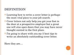 Resume Defin Define Cover Letter Business Letter Y Definition Cover Letter