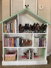 Pottery Barn Kids Magazine Rack Dollhouse Bookcase Ebay