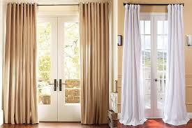 Touch Floor L Floor Length Drapes How To Use Energy Saving Curtains For Maximum