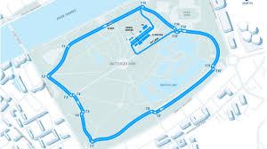 Map Formula Mastering London U0027s Formula E Track Raconteur Net