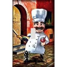 Italian Chef Decor 80 Best Chef Kitchen Images On Pinterest Bistro Kitchen Chef