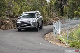 lexus jeep 2017 2017 lexus lx570 review video performancedrive