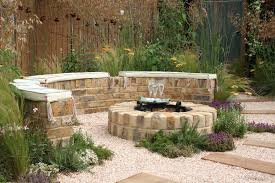 Backyard Fire Pits Designs by Creative Outdoor Fire Pits Design Ideas To Light Up Your Yard