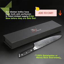 luxury kitchen knives shop haoye 8 damascus chef knife japanese vg10 steel