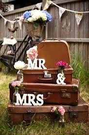 vintage wedding weddings vintage suitcases 2061264 weddbook