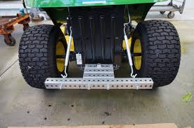 tarp tow rear residential attachment device installations for