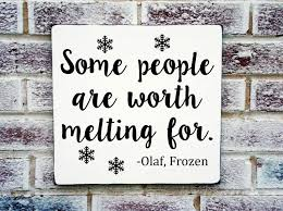wedding quotes signs frozen quote sign christmas wedding christmas decoration