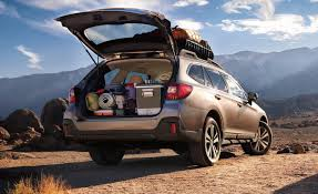 subaru outback lifted 2018 subaru outback in depth model review car and driver