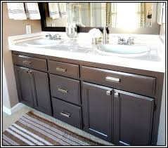 Chalk Paint Bathroom Cabinets with Perfect Bathroom Cabinets Painted Stunning Decor Design Ideas To