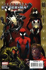 ultimate spider man volume comic vine