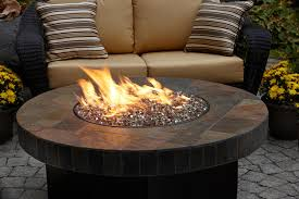 gas fire pit table uk santa fe 42 round oriflamme fire table gas fire pit table amazon