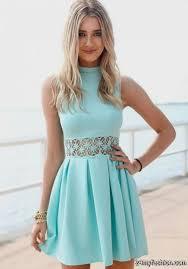 light blue mini dress sleeveless light blue lace dress 2016 2017 b2b fashion