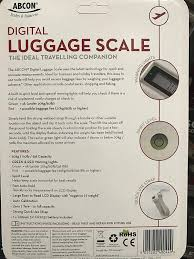 spirit baggage fees abcon digital luggage baggage scale with spirit level indicator