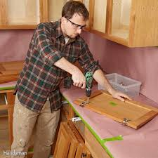 20 surprising tips for painting kitchen cabinets family handyman