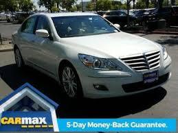 2010 hyundai genesis 4 door hyundai genesis 4 6l in california for sale used cars on