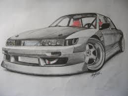 nissan tokyo drift nissan silvia s15 drift car by tolgadinmez on deviantart