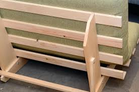 futon frame wood vs metal queen parts 4483 interior decor