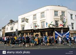 Scottish County Flags Scottish Football Flags Stock Photos U0026 Scottish Football Flags