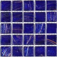 new cobalt blue glass tile backsplash walket site walket site