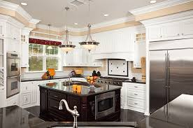 Luxury Kitchen Design Ideas Designing Idea - Country kitchen tile backsplash