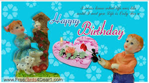 birthday greeting ecard for love greeting cards