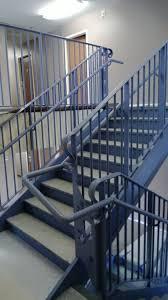Steel Handrails For Steps Steel Metal Stair Railing Ladder And Platform Fabrication
