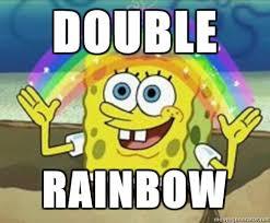 Double Rainbow Meme - image 61451 double rainbow know your meme