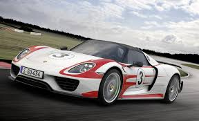 the final porsche 918 spyder has been produced news car and