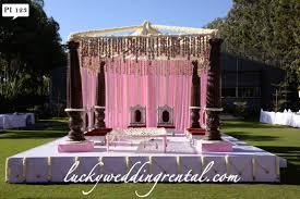Wedding Rental Decorations Pillars Decorations On Rent Lucky Wedding Rental